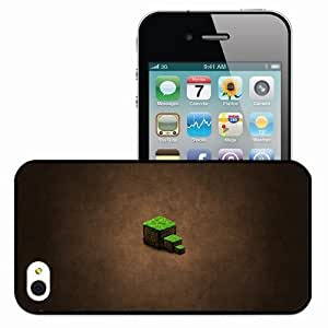 Personalized iPhone 6 plus 5.5 Cell phone Case/Cover Skin Minecraft Black
