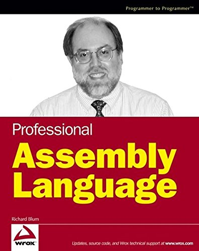 Professional Assembly Language by Wrox