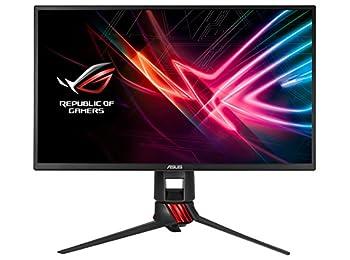 "ASUS ROG Strix XG258Q 24.5"" Full HD 1080p 1ms 240Hz DP HDMI Eye Care FreeSync Esports Gaming Monitor"