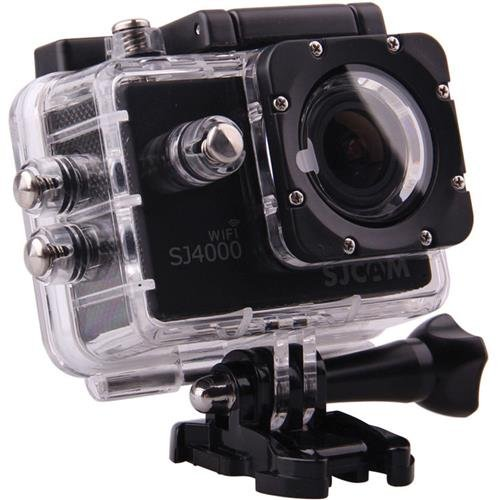 SJCAM Original SJ4000 WiFi Action Camera 12MP 1080P H.264 1.5 Inch 170° Wide Angle Lens