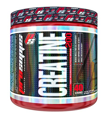 ProSupps® Creatine 200, 100% Pharmaceutical Grade Creatine Monohydrate, 40 servings, 7.05 Ounce