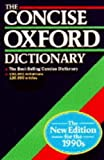 The Concise Oxford Dictionary of Current English, , 0198612001