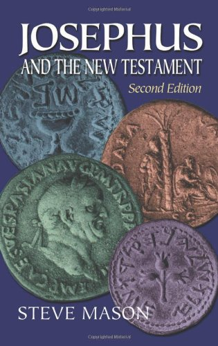 Josephus and New Testament (Recent Releases)