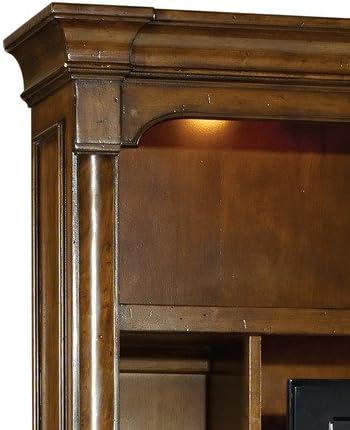 Hooker Furniture Tynecastle Entertainment Console Medium Wood