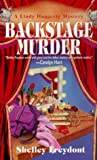 Backstage Murder, Shelley Freydont and Kensington Publishing Corporation Staff, 1575665905
