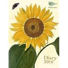 Royal Horticultural Society Desk Diary 2016