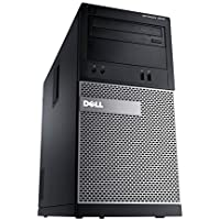 Dell Optiplex 3010 Minitower Desktop PC - Intel Core i3-3210 3.20GHz 8GB 500GB DVDRW Windows 10 Professional (Certified Refurbished)