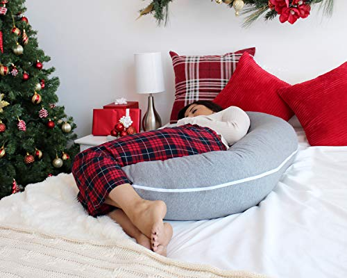 PharMeDoc Pregnancy Pillow with Body Pillows