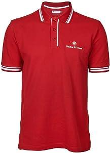 SAUBER Alfa Romeo F1 Team Red Polo