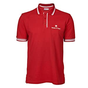 SAUBER Alfa Romeo F1 Team Red Polo
