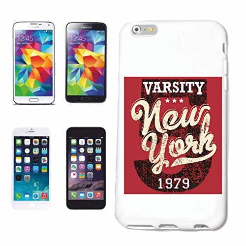 "cas de téléphone iPhone 6S ""NEW YORK CITY AMÉRIQUE CALIFORNIA USA ROUTE 66 SHIRT BIKER MOTORCYCLE NY NYC LIBERTY ÉTATS-UNIS BRONX BROOKLYN LOS ANGELES MANHATTAN"" Hard Case Cover Téléphone Covers Smart"