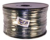 Green Zip Cord, SPT-1, 18/2, UL Listed, 1,000' Spool