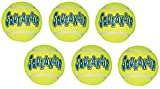 KONG Company Med Tennis Ball (Pack of 6 Balls)