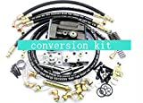 GOWE conversion kit for EX120-2 excavator with English instruction