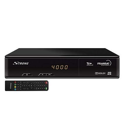 Receptor satellite STRONG srt7405 HD (se vende sin tarjeta ...