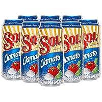 Cerveza Preparada Sol Clamato 24 Pack Lata 473 Ml