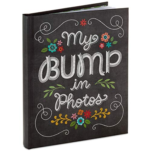 Hallmark My Bump in Photos Pregnancy Photo Album Photo Albums Milestones ()