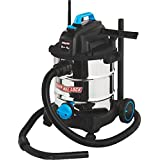 Channellock 8 Gallon S.S. Wet and Dry Vac, 8GAL 4.0HP WET/DRY VAC