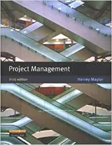 harvey maylor Buy project management by harvey maylor from pearson education's online bookshop.
