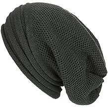 Elogoog Beanie Hat, Men Women Warm Knit Ski Beanie Hat 2017 Unisex Skull Slouchy Caps