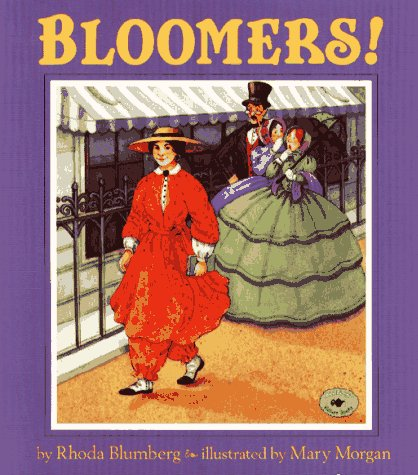 Bloomer Costumes (Bloomers! (Aladdin Picture Books))