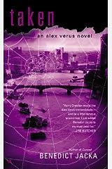 Taken (Alex Verus Book 3) Kindle Edition