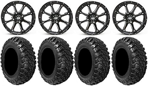 Bundle Wheels Mongrel Pattern 12mmx1 25