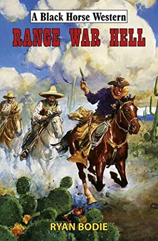 book cover of Range War Hell