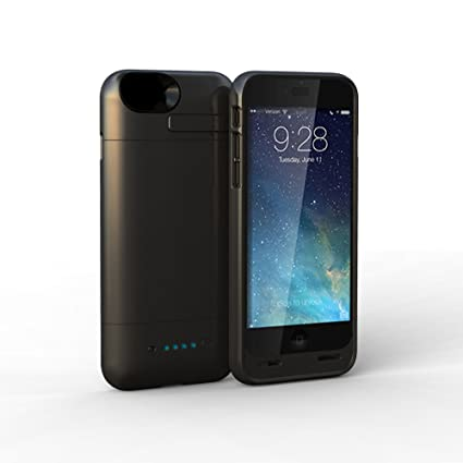 Amazon.com: Cargador de batería para iPhone 6 Case: Extended ...