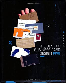 the best of business card design 5 amazon com books