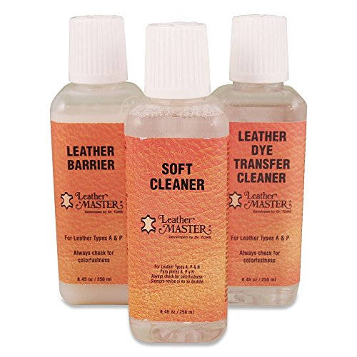 Leather Master Dye Transfer Cleaning Bundle by Leather Master (Image #1)