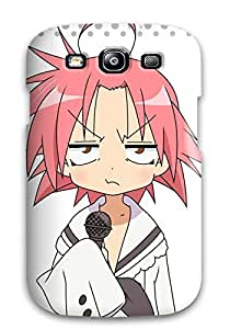 AVmDqcp7288KriwZ Lucky Star Fashion Tpu S3 Case Cover For Galaxy