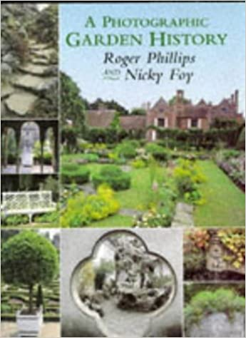 Amazon.com: A Photographic Garden History: A Personal Tour Around ...