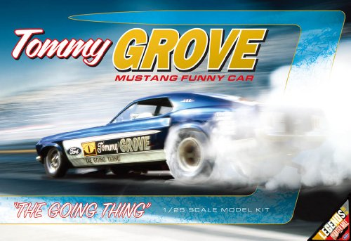 1/25 NHRA Tommy Grove Mustang Funny Car