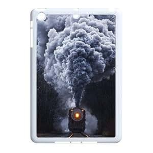 New Fashion DIY Cover Case for Ipad Mini - locomotive Phone Case LIB712566