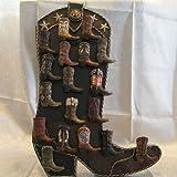 Cowboy Boot Magnet Holder