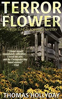 Terror Flower by Thomas Hollyday ebook deal