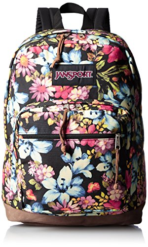 Jansport Right Pack Expressions Daypack Backpack - Multi Garden Delight - One Size