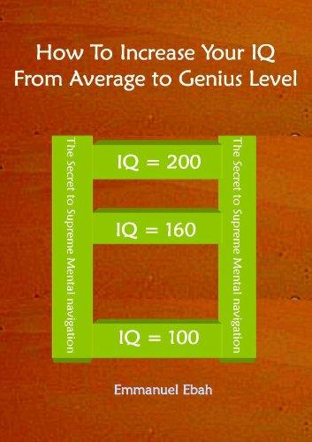Increase Your Average Genius Level ebook product image