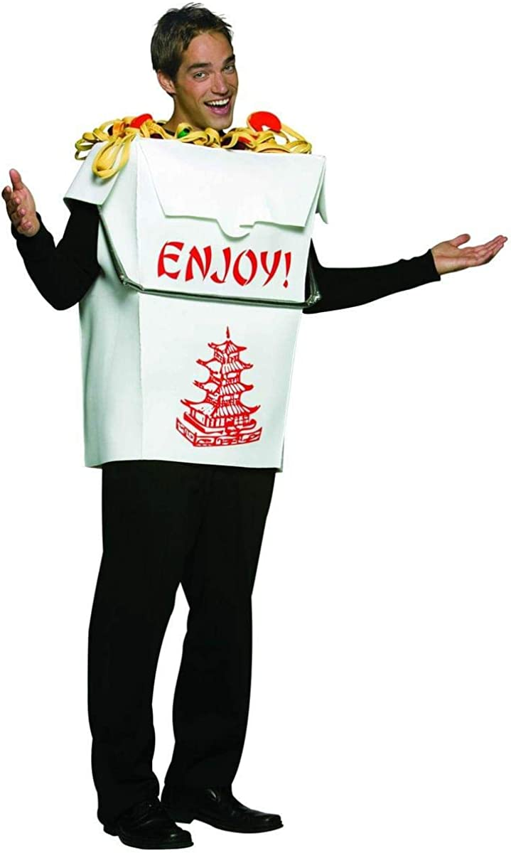 Rasta Imposta - Chinese Take Out Adult Costume
