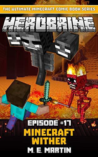 (HEROBRINE Episode 17: Minecraft Wither (Herobrine Comic Book)