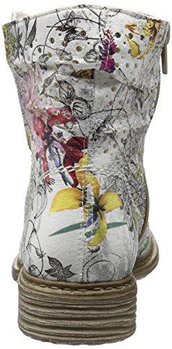 multi Ice Donna Rieker Multicolore Alti Z2156 Stivali xvqvY70z