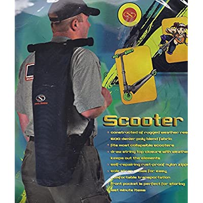 Scooter Bag Fits most Collapsible Scooter by Sports Xtreme : Power Scooter Bags Baskets And Holders : Sports & Outdoors
