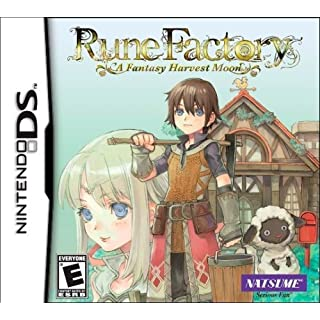 Rune Factory: A Fantasy Harvest Moon (Renewed)