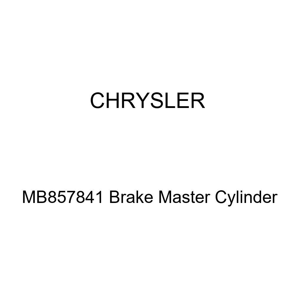 Genuine Chrysler MB857841 Brake Master Cylinder