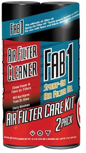 Maxima Air Filter Maintenance Care Kit Combo - 2 Pack 70-799202