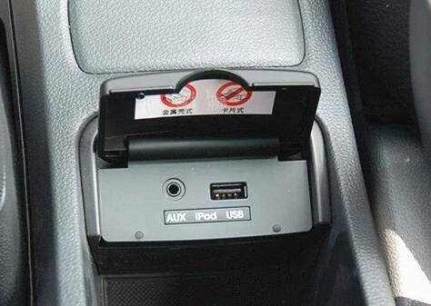 Audio Interface AMI for Kia Hyundai 3.5mm AUX USB Audio Interface Power Cable Music Fit for IPX 8 8 Plus 7 7 Plus 6 6s Plus