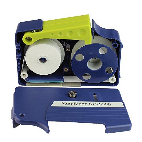 Fiber Optic Connector Cleaner Zeasun Fiber Optic Clean Swabs for 1.25mm/2.5mm,SC,FC,ST,MU,LC,MPO