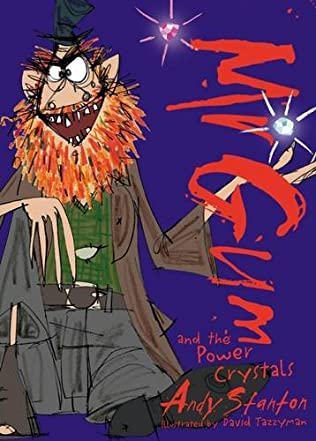 book cover of Mr Gum and the Power Crystals