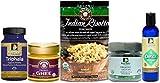 Komal Herbals 'Satvik' Ayurvedic Cleanse Kit, USDA Certified Organic